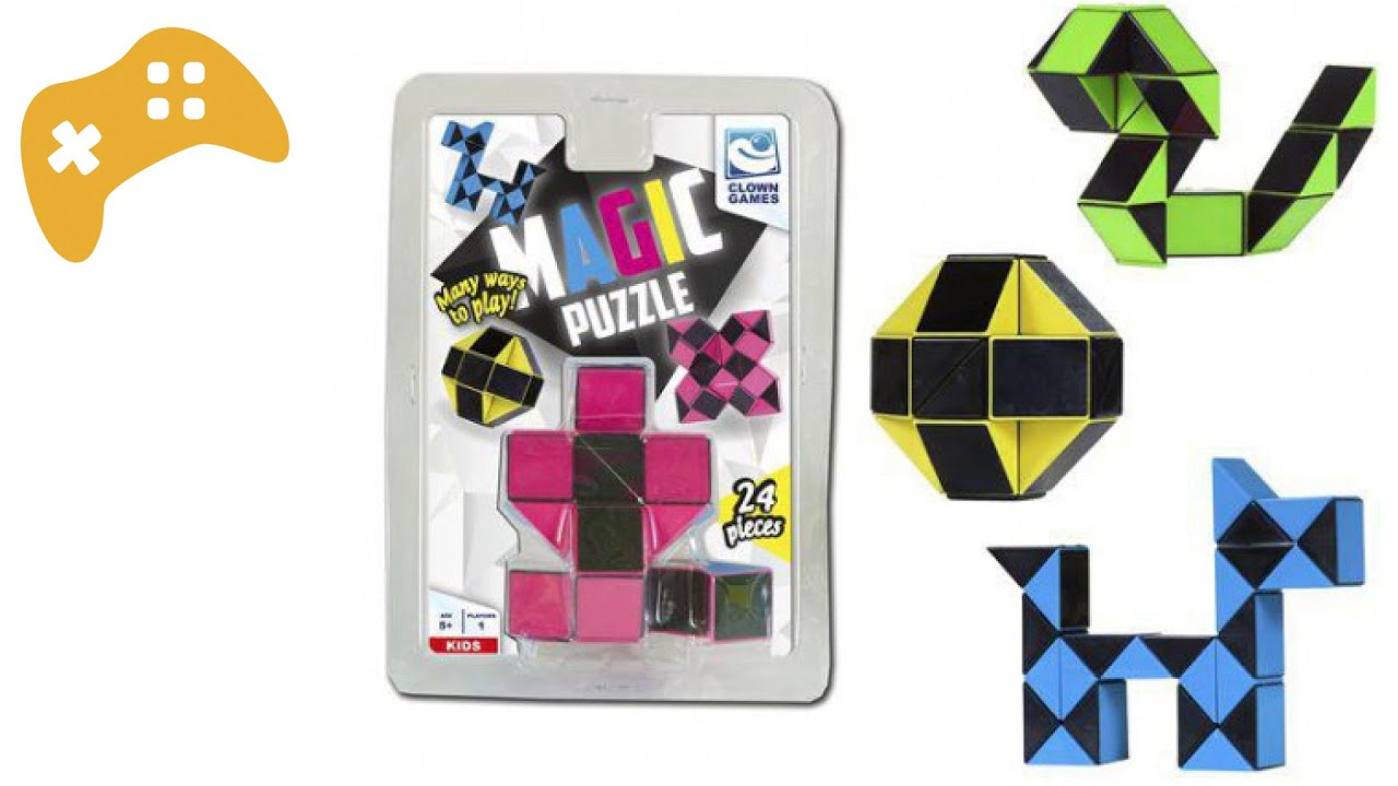 smiggle snake puzzle ball instructions