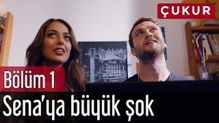 Gambar cover Çukur 1. Bölüm - Sena'ya Büyük Şok!