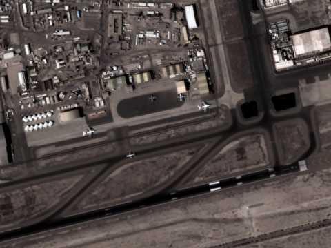 Kuwait airport CARB 1 SSTL
