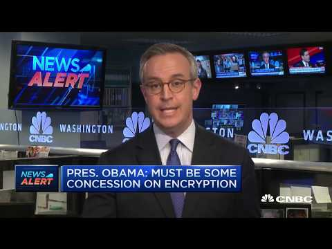 The President Obama about Bitcoin   Like Having A Swiss Bank Account In Your Pocket