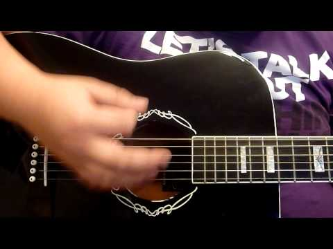 In your Arms - Kina Grannis guitar cover (chords in description)