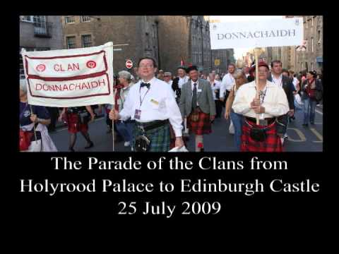 Clan Donnachaidh Society and the Royal Family in the United Kingdom