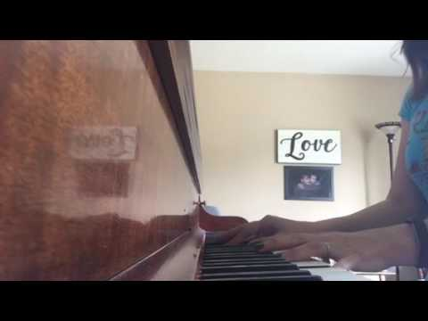God of all my days by casting crowns piano cover