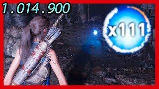 Path of Huracan [Score Attack] Shadow of the Tomb Raider Speedrun The Pillar (Gold 1.014.900 Record)