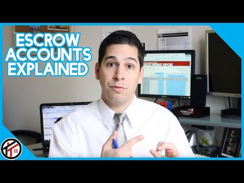 Escrow Accounts Explained | Todd Talks