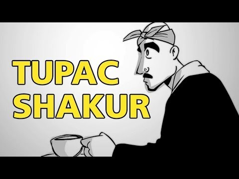 Tupac Shakur on Life and Death | Blank on Blank