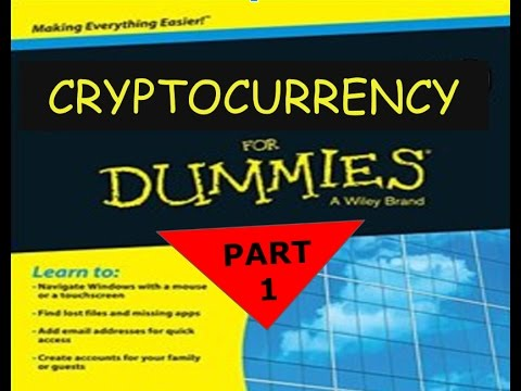 Cryptocurrency for Dummies - Danish Version.