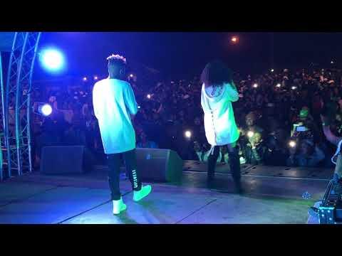 Kwesta - Ngiyaz'fela Ngawe ft. Thabsie    LIVE PERFORMANCE MPUMALANGA