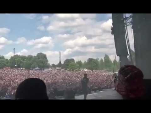 Yxng Bane ft. Kojo Funds - Fine Wine (LIVE AT WIRELESS LONDON 2017)