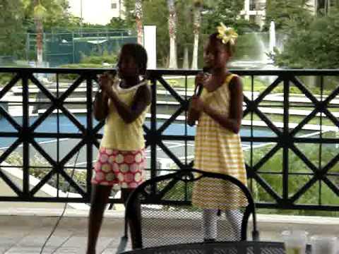 Karaoke: Lillie Wright & Mikhiya Wilson
