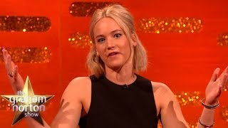 Jennifer Lawrence Doesn't Get Eddie Redmayne's Dirty Jokes - The Graham Norton Show thumbnail