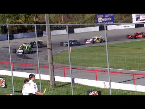 Wyoming County Intl Speedway American Modified 100 Shootout 10-11-15