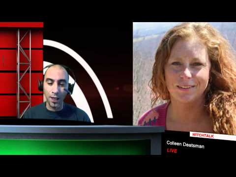 Health Through the Shaman - a conversation with Colleen Deatsman