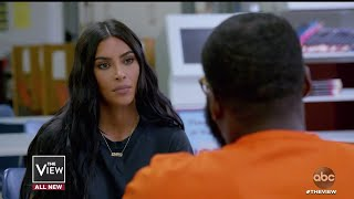 "Kim Kardashian West on Motivation Behind ""Justice Project"" and Prison Reform 
