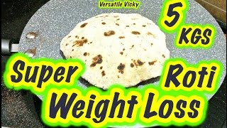Super Weight Loss Roti 2 Lose 5KG in 15 Days | Indian Meal Plan / Diet Plan | Sweet Potato Roti