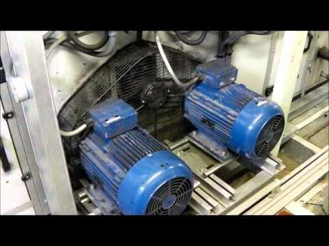 30kw Star Delta Motor Start Sound Funnycat Tv