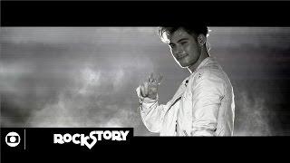 """Rock Story: Rafael Vitti canta """"Sonha Comigo"""" [clipe oficial do Léo Régis]"""