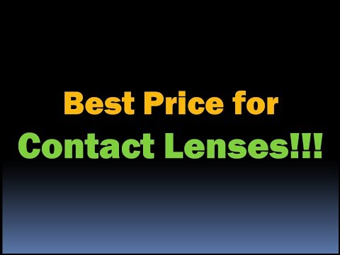 Contact Lenses Cost [HD] from YouTube · Duration:  2 minutes 39 seconds