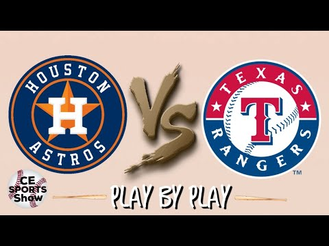 TEXAS RANGERS VS HOUSTON ASTORS LIVE STREAM LIVE REACTION