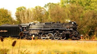 NKP 765: Charging Through the Cuyahoga Valley