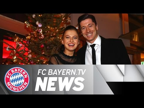 """It's party time!"" – FC Bayern's Christmas celebration"