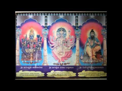 mouneshwara krishnateeradali song