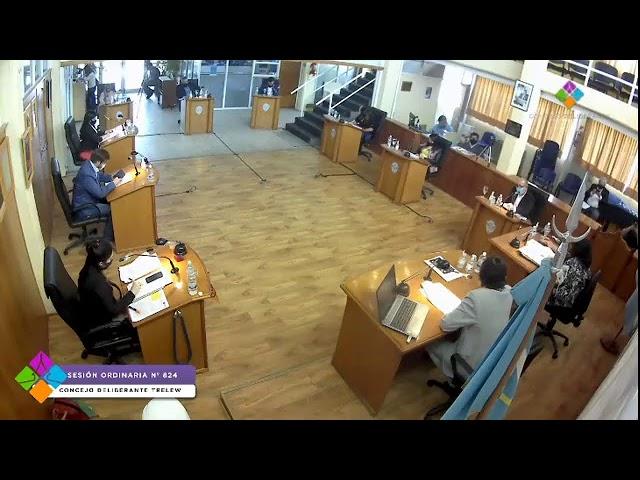 Transmisión en vivo de Concejo Deliberante Trelew