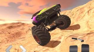 terrain racing video kids