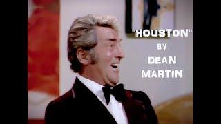"""""""HOUSTON""""( Lyrics) ★ DEAN MARTIN ★ 1965"""