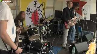 Atomforum Stuttgart, zwei Demo-Beiträge der Punkrock-Band Glyzerin, 22.05.2012
