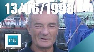 20h France 2 du 13 juin 1998 - Disparition d'Eric Tabarly | Archive INA