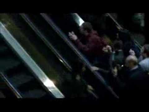 T-Mobile SideKick Escalator Commercial