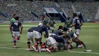 Rugby Challenge 3 : Carrière : [Saison 1] Coupe du monde