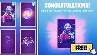 FREE 2019 Tutorial - How To Get Galaxy Skin Bundle For FREE in Fortnite Battle Royale! (EASY)