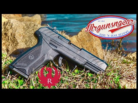 How To Clean & Lubricate A Ruger Security 9 Handgun