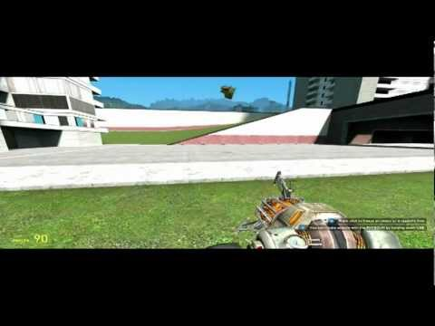 super gravity gun gmod