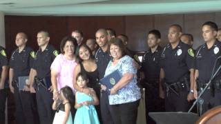 Maui Police Department 79th Recruit Class Graduation