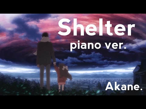 "ENGLISH ""Shelter"" Porter Robinson (Akane.)"