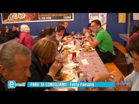 EVENTI - Parè di Conegliano: Festa Paesana