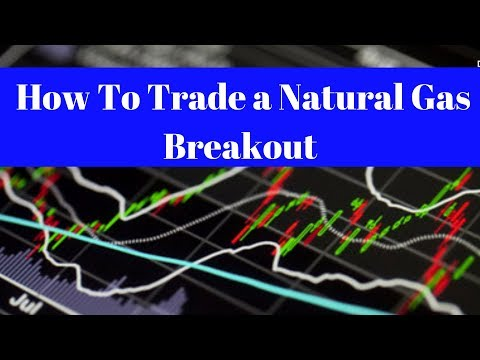 How To Trade a Natural Gas Breakout