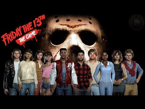 Friday The 13th The Game | Patreon Live Stream On Discord | EP15 | Friday The 13th Gameplay