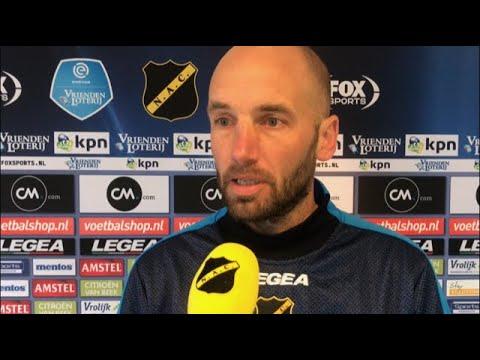 VOORBESCHOUWING: Mitchell van der Gaag blikt vooruit op NAC - FC Utrecht
