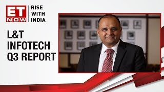 Sanjay Jalona, CEO of L&T Infotech speaks on Q3 performance | Earnings With ET Now