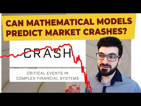 How To Predict Stock Market Crashes Using Mathematical Models