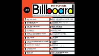 Billboard Top Pop Hits - 1976
