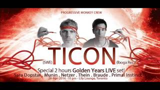 Trance Rotation Broadcast 475 Toronto Gets Ready For Ticon @ Lily Lounge 14 04 26