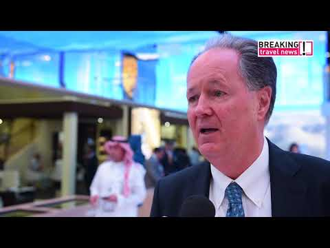 Jaan Albrecht, chief executive, Saudia