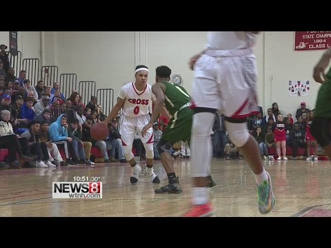 ND-West Haven holds off Wilbur Cross, 66-56, with John Thompson in attendance