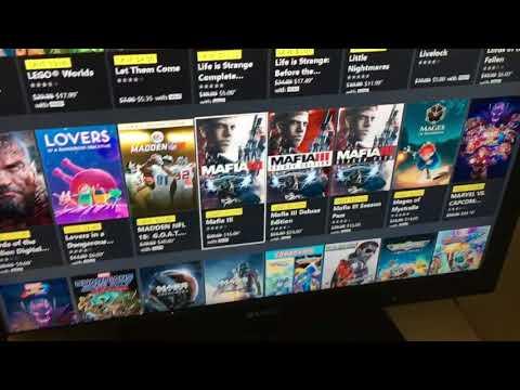 PS4 Vs Xbox One - Black Friday Digital Sales