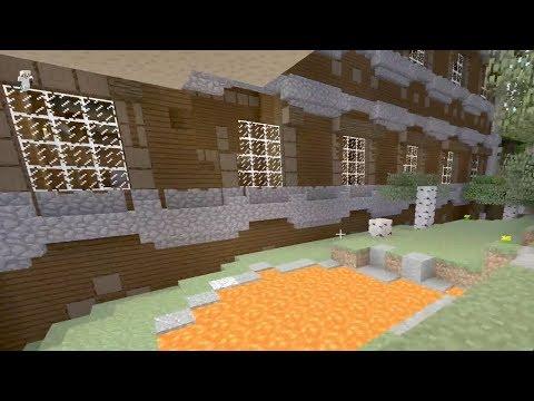 BEST Way to Explore Woodland Mansion in Minecraft!